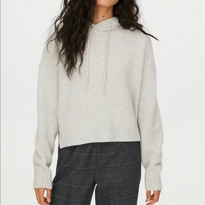 Babaton Luxe Cashmere Hoodie